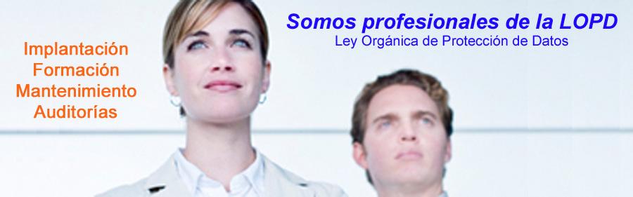 Aidanet Consultores, Somos profesionales de la LOPD